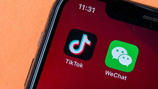 Trung Quốc dọa đáp trả Mỹ vì cấm TikTok, WeChat - 1
