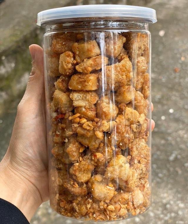 500.000 đồng mua bào ngư Trung Quốc, tóp mỡ đặc sản, khoai lang Nhật tẩm bổ