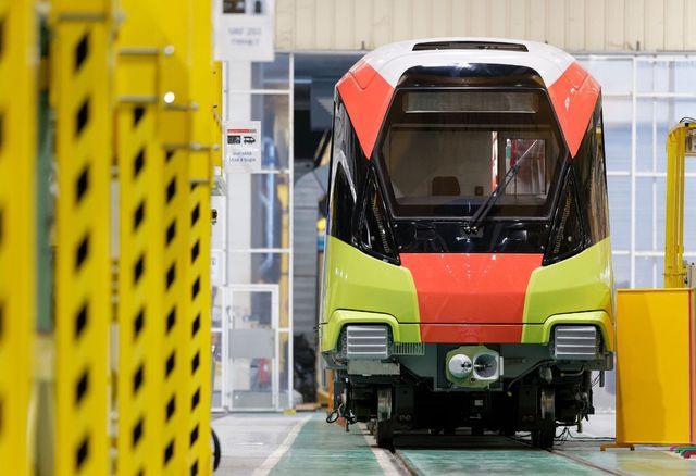 Hà Nội đề xuất làm tuyến đường sắt dài 38 km nối Văn Cao với Hòa Lạc - 1