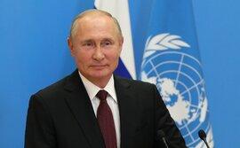 Ông Putin đề nghị cấp vắc xin Covid-19 miễn phí cho nhân viên Liên Hợp Quốc