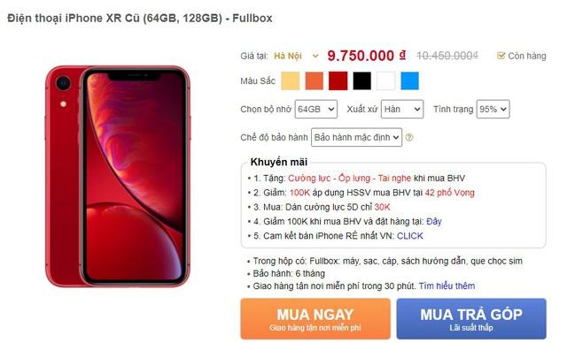 Bức xúc chiêu moi tiền người dùng của các cửa hàng điện thoại xách tay - 1