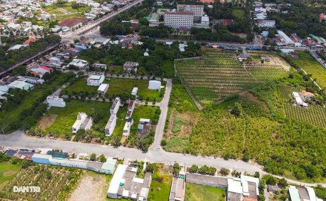 Dân ngao ngán vì dự án chậm tiến độ 20 năm - 1