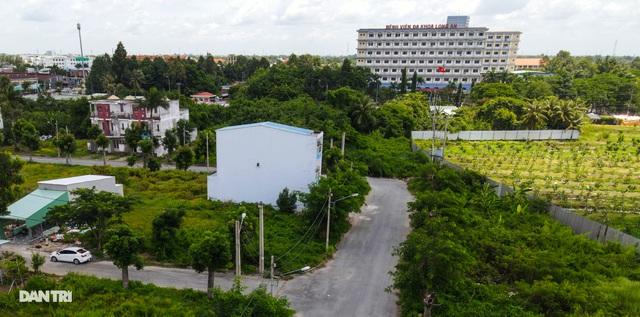 Dân ngao ngán vì dự án chậm tiến độ 20 năm - 9