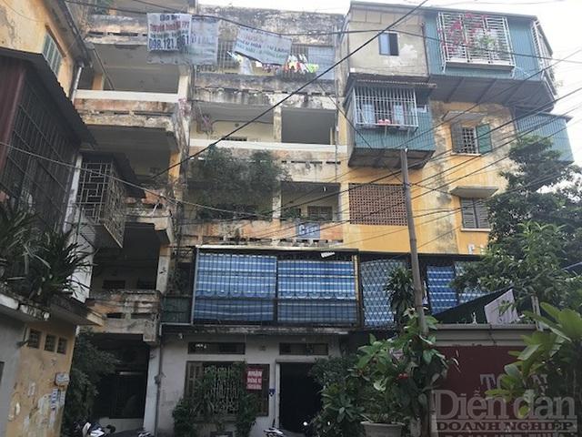 Đề xuất thí điểm cơ chế đặc thù cải tạo chung cư cũ - 1