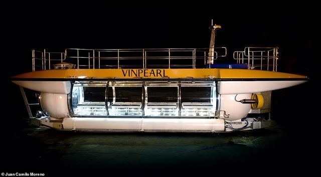 Tỷ phú Phạm Nhật Vượng sắp đưa tàu lặn về Việt Nam, cổ phiếu tăng mạnh - 1