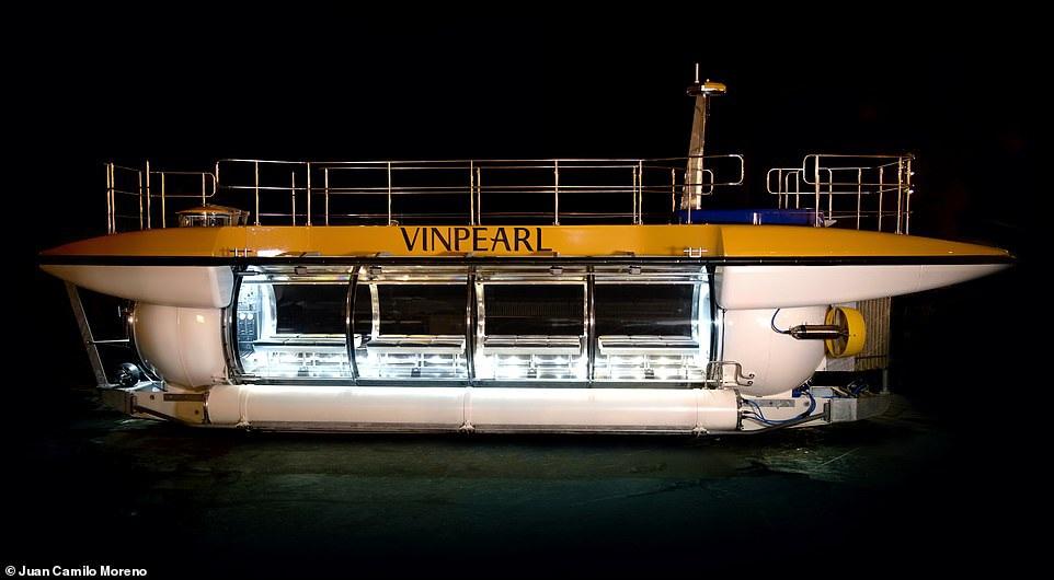Tỷ phú Phạm Nhật Vượng sắp đưa tàu lặn về Việt Nam, cổ phiếu tăng mạnh