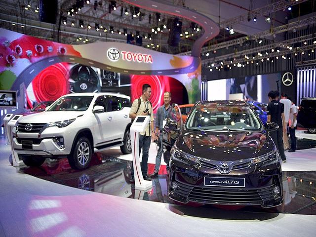 Giá ô tô có thể tiếp tục giảm đến hết năm 2020