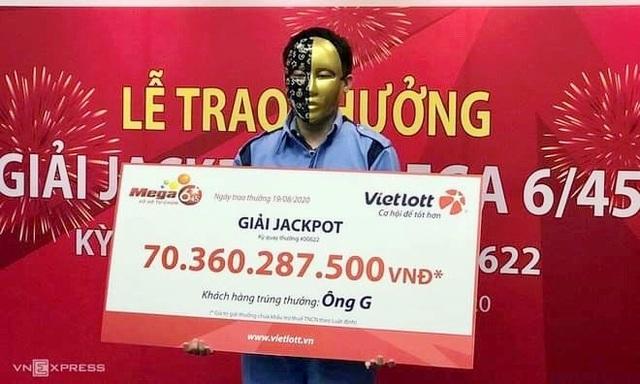 Hà Nội: Một người trúng Vietlott hơn 39 tỷ đồng  - 2