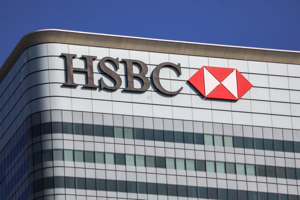 Cổ phiếu HSBC giảm xuống mức thấp nhất trong vòng 12 năm do lo ngại bị Bắc Kinh trừng phạt