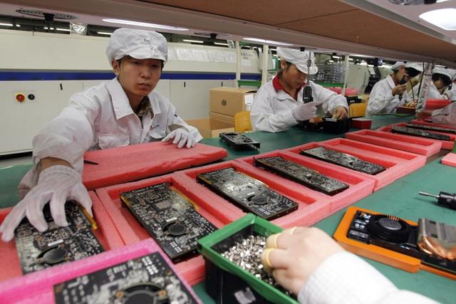 Hé lộ đối tác Apple muốn đầu tư 1 tỷ USD, iPhone sẽ lắp ráp tại Việt Nam?