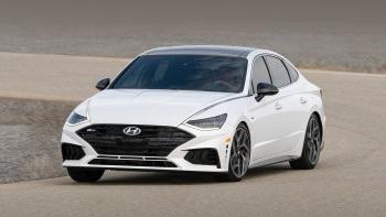 Hyundai Sonata 2021 có thêm phiên bản tính năng vận hành cao N-Line