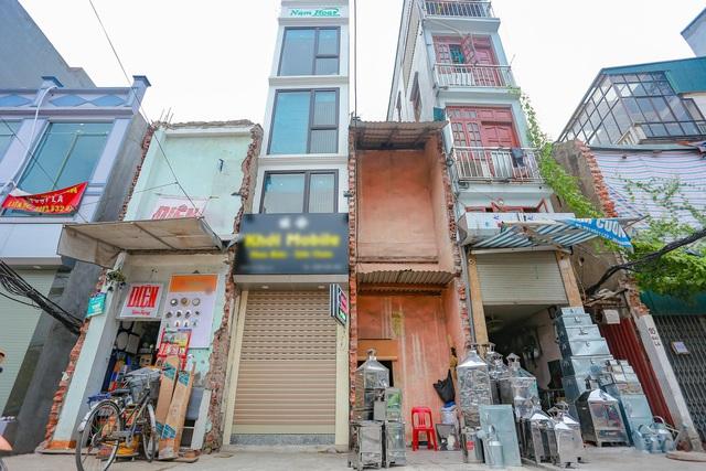 """Cuộc sống đối nghịch trong căn nhà """"siêu nhỏ"""" 7,5 m2 giá 3 tỷ đồng ở Hà Nội - 11"""