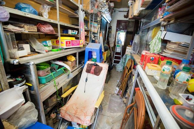 """Cuộc sống đối nghịch trong căn nhà """"siêu nhỏ"""" 7,5 m2 giá 3 tỷ đồng ở Hà Nội - 4"""