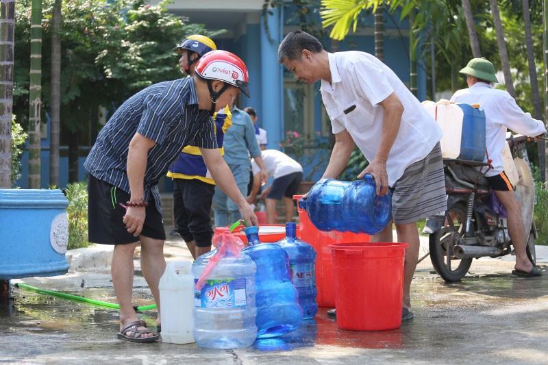 Bộ Tài chính đề xuất giảm giá bán nước sạch sinh hoạt