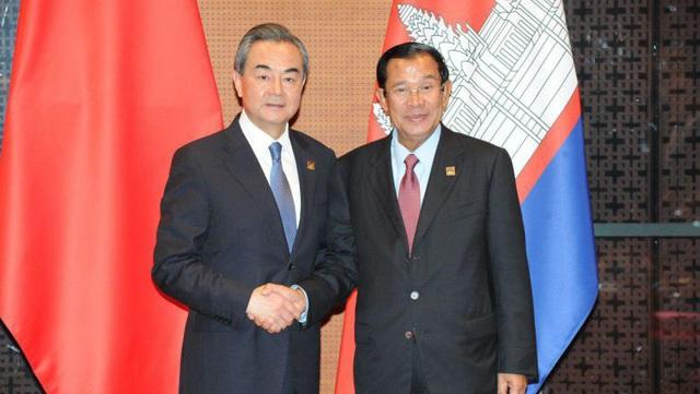 Trung Quốc - Campuchia ký hiệp định thương mại tự do - 1