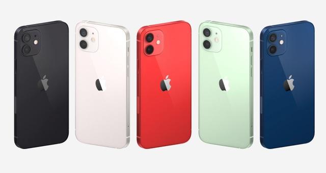 Apple ra mắt 4 mẫu iPhone 12 hỗ trợ mạng 5G, giá từ 699USD - 1