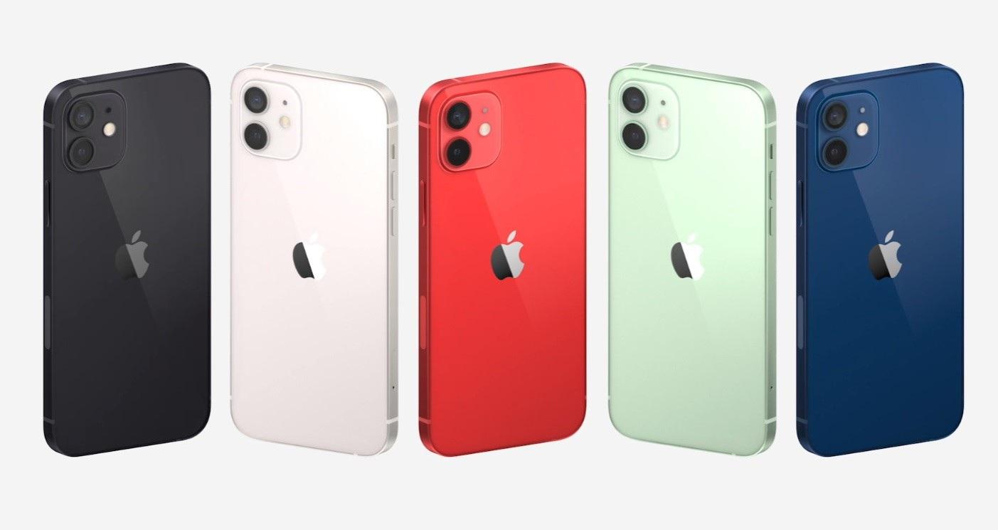 Apple ra mắt 4 mẫu iPhone 12 hỗ trợ mạng 5G, giá từ 699USD