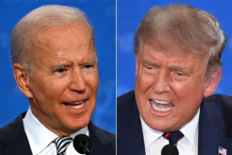 Bầu cử Mỹ 2020: Biden đổ bộ