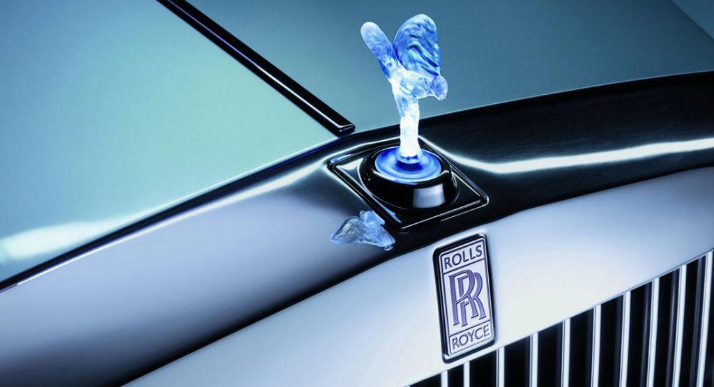 EU cấm cửa xe Rolls-Royce gắn biểu tượng phát sáng