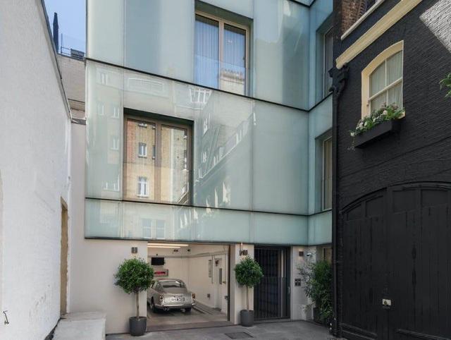 Nhà trong hẻm chào bán 64 triệu USD, ngỡ ngàng nhất là nội thất bên trong - 1