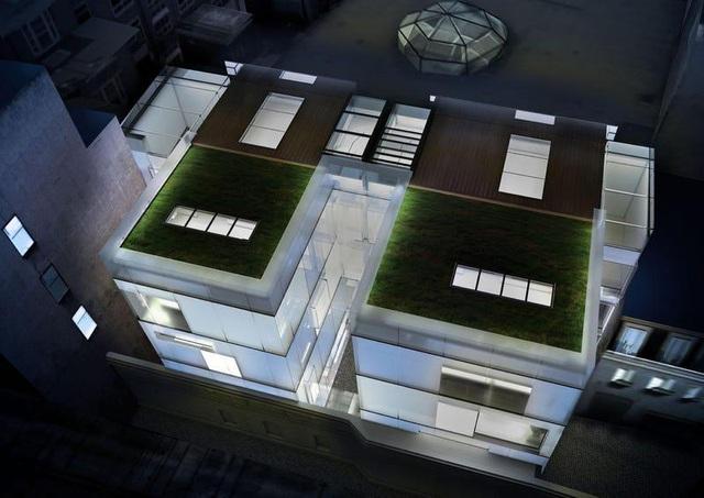 Nhà trong hẻm chào bán 64 triệu USD, ngỡ ngàng nhất là nội thất bên trong - 4
