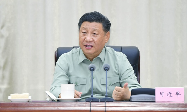 Ông Tập Cận Bình lệnh thủy quân lục chiến Trung Quốc sẵn sàng tác chiến - 1