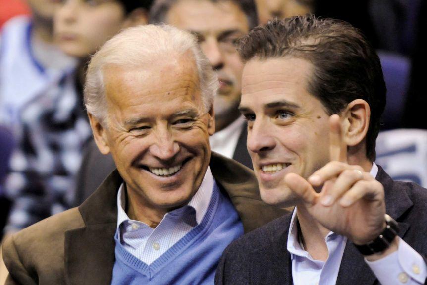 Con trai Biden bị nghi dùng ảnh hưởng gia đình để kiếm lời từ Trung Quốc