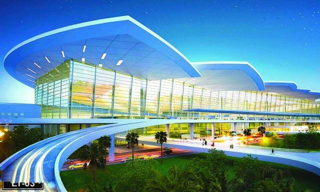 """""""Siêu dự án"""" sân bay Long Thành hơn 16 tỷ USD chậm tiến độ - 1"""
