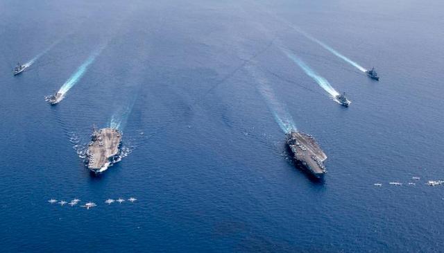 Mỹ đẩy mạnh kế hoạch tăng ngân sách quốc phòng đối phó Trung Quốc - 2