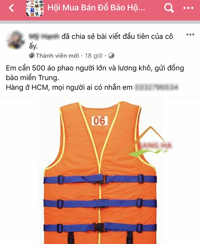 Cháy hàng áo phao cứu sinh tại Hà Nội: Có hiện tượng đầu cơ? - 1