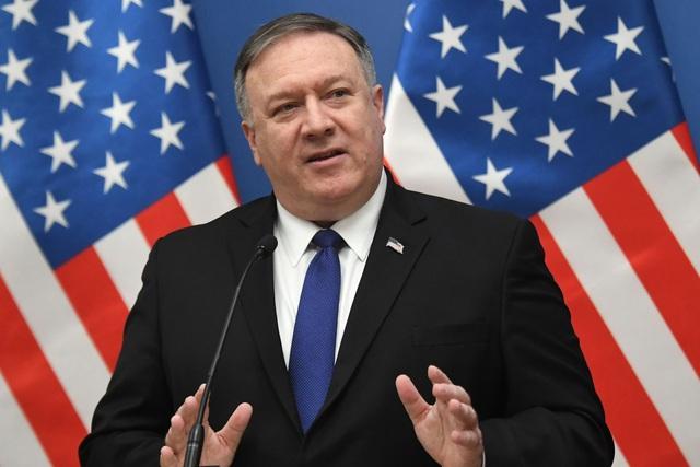 """Mỹ """"giáng đòn"""" trừng phạt các công ty và công dân Trung Quốc - 1"""