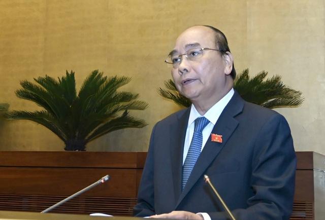 Sáng nay, Thủ tướng báo cáo nhiều vấn đề kinh tế quan trọng trước Quốc hội - 1
