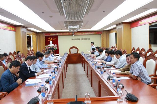 Kiểm tra việc khắc phục sai phạm tại Tập đoàn Công nghiệp tàu thuỷ Việt Nam - 1