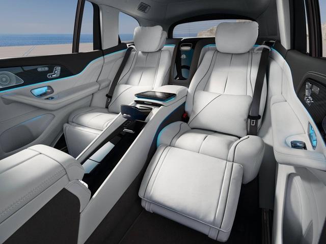 Mercedes-Maybach GLS 600 gây sốc vì giá bán - 2