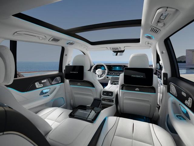Mercedes-Maybach GLS 600 gây sốc vì giá bán - 12