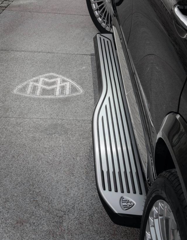 Mercedes-Maybach GLS 600 gây sốc vì giá bán - 14