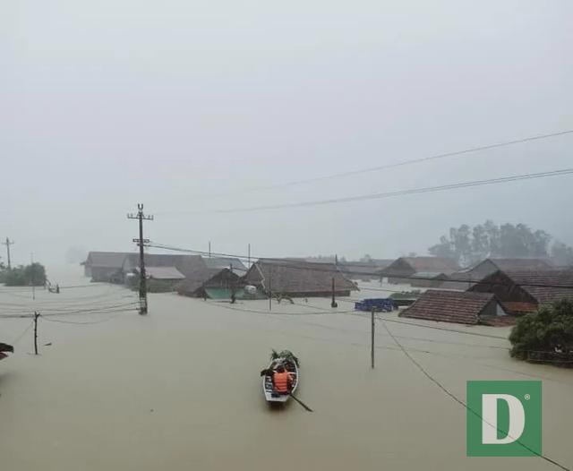 Australia viện trợ 100.000 AUD giúp Việt Nam ứng phó thiên tai - 1