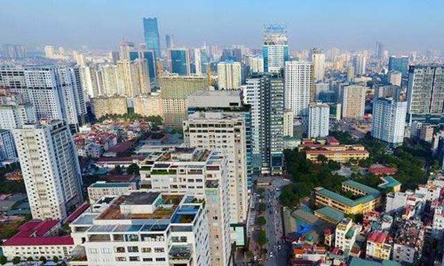 """Giá chung cư Hà Nội đạt ngưỡng trần, chủ đầu tư khó """"đẩy"""" giá thêm? - 1"""