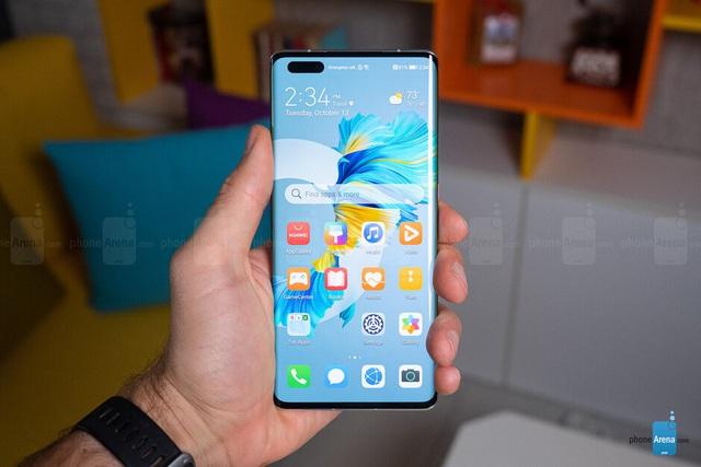 """Huawei ra mắt loạt smartphone Mate 40 - Cấu hình mạnh, giá """"chát"""" - 1"""