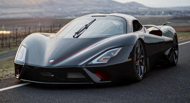 Ông chủ SSC bóc mẽ hãng Bugatti - 2