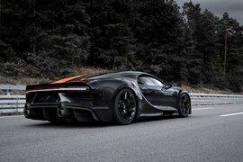 Ông chủ SSC bóc mẽ hãng Bugatti