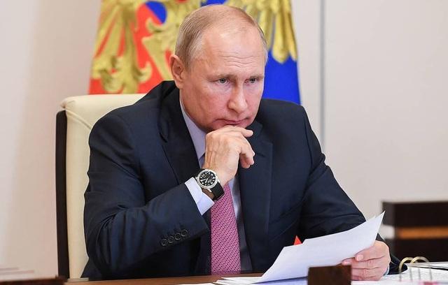 Ông Putin: Trung Quốc, Đức đang hướng đến vị thế siêu cường - 1