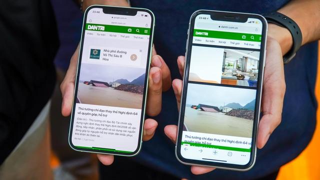 So sánh iPhone 12 và iPhone 11: Có đáng để nâng cấp? - 3