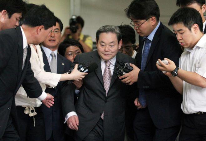 Chủ tịch Samsung Lee Kun-hee qua đời ở tuổi 78