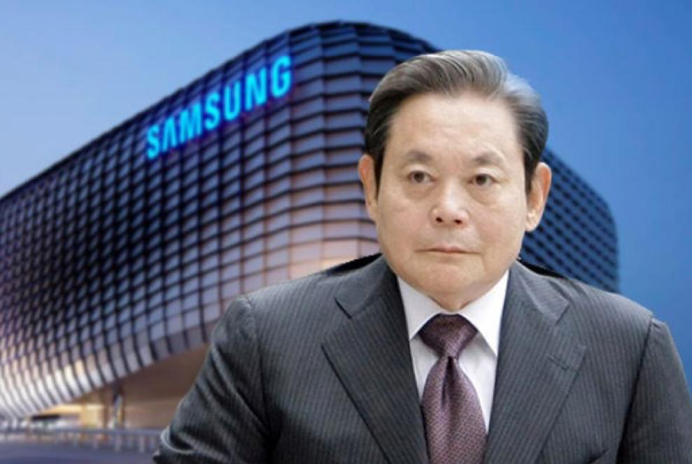 Khối tài sản kếch xù của chủ tịch tập đoàn Samsung sau khi qua đời