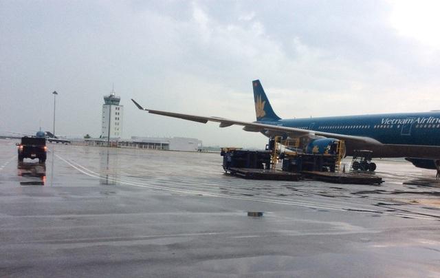 """""""Đóng cửa"""" 5 sân bay từ 18h chiều nay vì siêu bão - 1"""