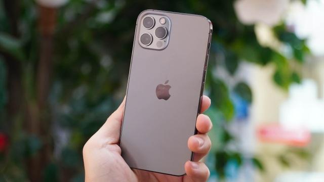 iPhone 12 Pro hàng Trung Quốc về Việt Nam, giá từ 33 triệu đồng - 2