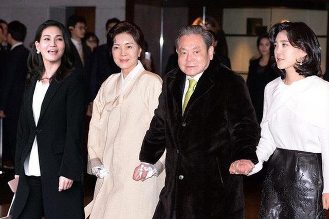 Những người thừa kế sẽ tách khỏi đế chế Samsung? - 1