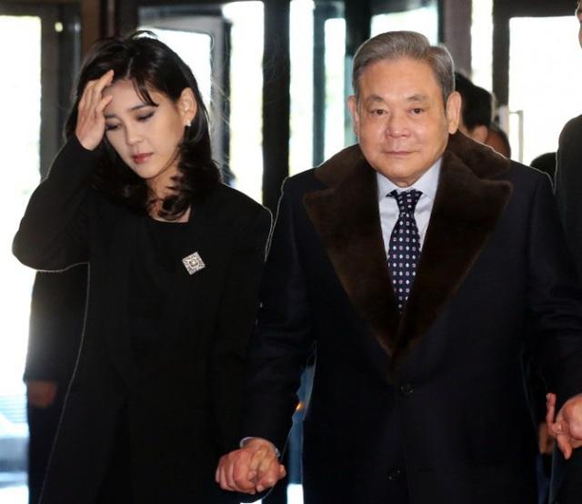 Những người thừa kế sẽ tách khỏi đế chế Samsung? - 2