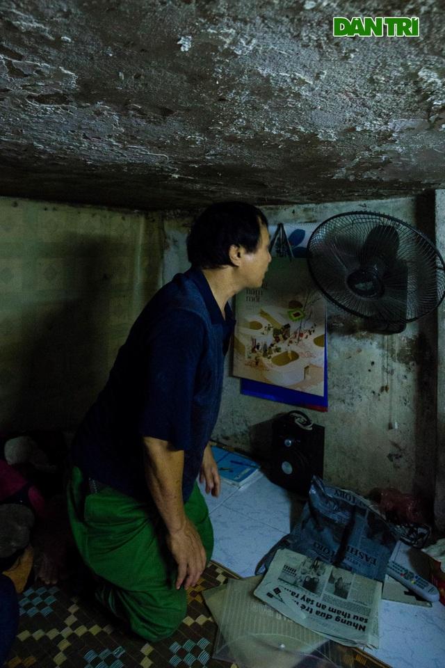 """Cuộc sống bên trong những căn nhà """"khổ nhất"""" phố cổ Hà Nội - 3"""